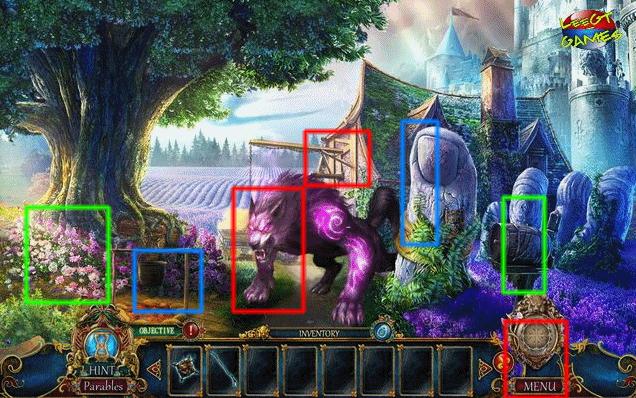 dark parables: queen of sands collector's edition walkthrough screenshots 2