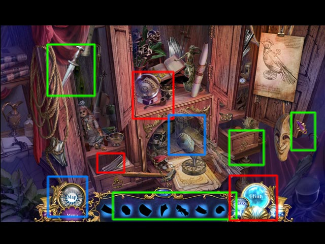 dangerous games: illusionist walkthrough screenshots 3