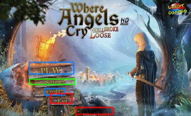 where angels cry: hell broke loose collector's edition walkthrough screenshots 1