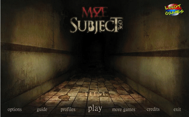 maze: subject 360 collector's edition screenshots 1
