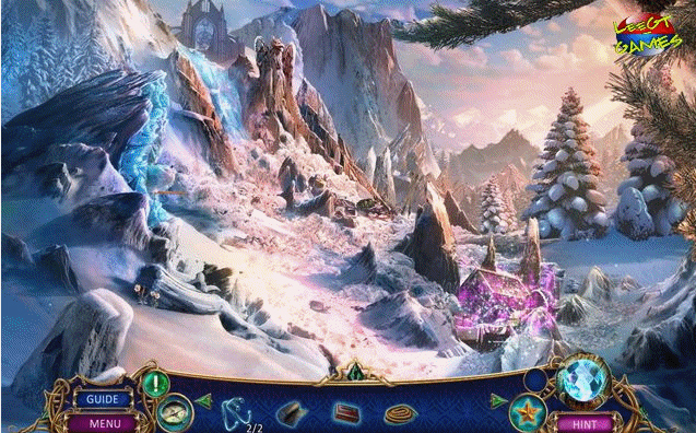 amaranthine voyage: the obsidian book collector's edition screenshots 2