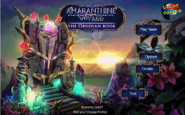 amaranthine voyage: the obsidian book collector's edition screenshots 12