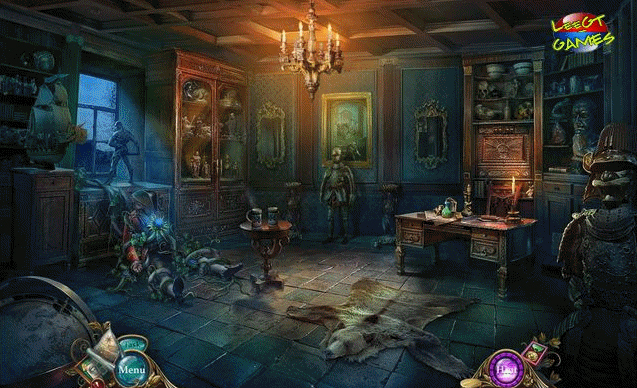european mystery: flowers of death collector's edition screenshots 11