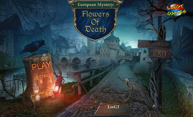 european mystery: flowers of death collector's edition screenshots 6