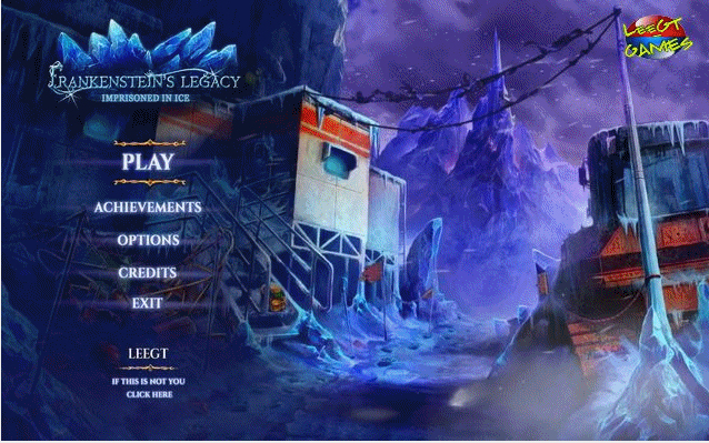 frankenstein's legacy: imprisoned in ice collector's edition screenshots 6