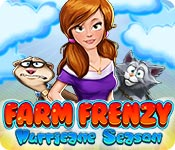 Farm Frenzy: Hurricane Season game feature image