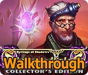 shrouded tales: revenge of shadows collector's edition walkthrough
