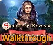 Spirit of Revenge: Elizabeths Secret Walkthrough