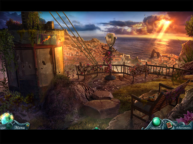 rite of passage: the lost tides collector's edition screenshots 1