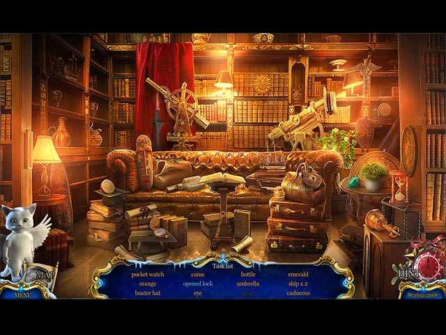 christmas stories: puss in boots collector's edition screenshots 2