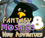 fantasy mosaics 8: new adventure