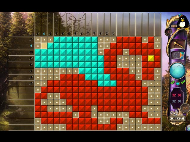 fantasy mosaics 8: new adventure screenshots 1