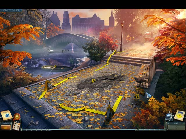 new york mysteries: high voltage collector's edition screenshots 1