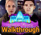 danse macabre: thin ice collector's edition walkthrough