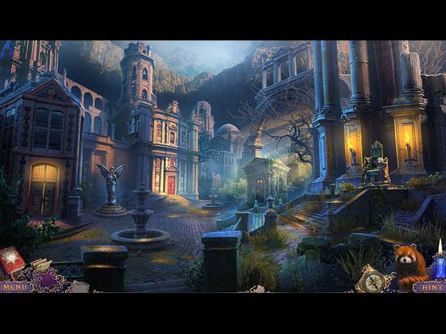 whispered secrets: golden silence screenshots 1