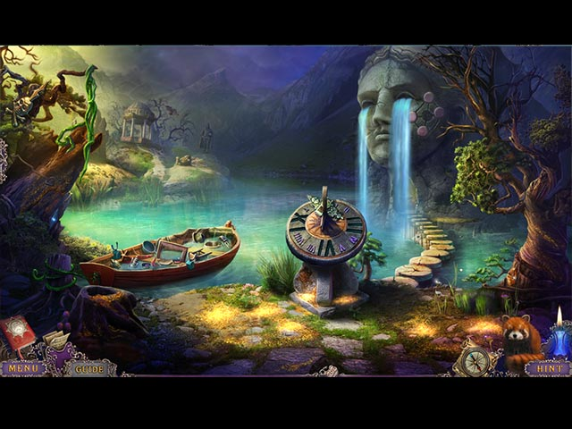 whispered secrets: golden silence collector's edition screenshots 1