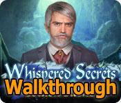whispered secrets: golden silence collector's edition walkthrough