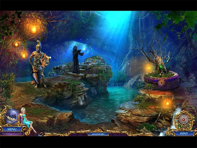 labyrinths of the world: forbidden muse collector's edition screenshots 1