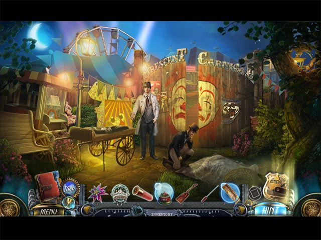 dead reckoning: the crescent case collector's edition screenshots 1