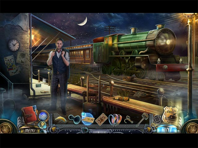 dead reckoning: the crescent case collector's edition screenshots 2