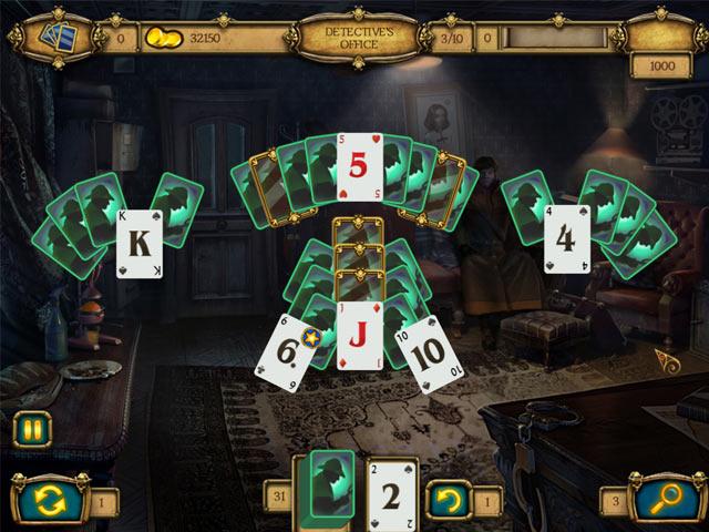 true detective solitaire screenshots 1