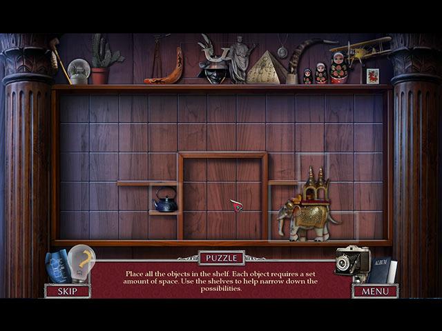 dark canvas: a murder exposed screenshots 3