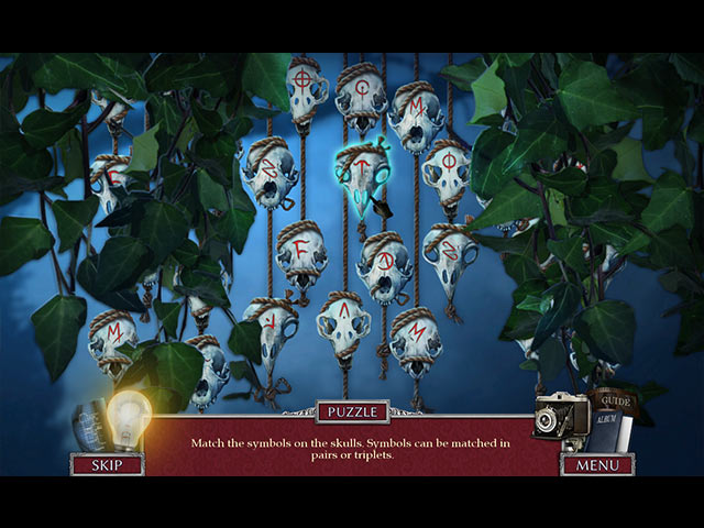 dark canvas: a murder exposed collector's edition screenshots 3