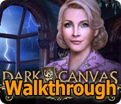 dark canvas: a murder exposed collector's edition walkthrough