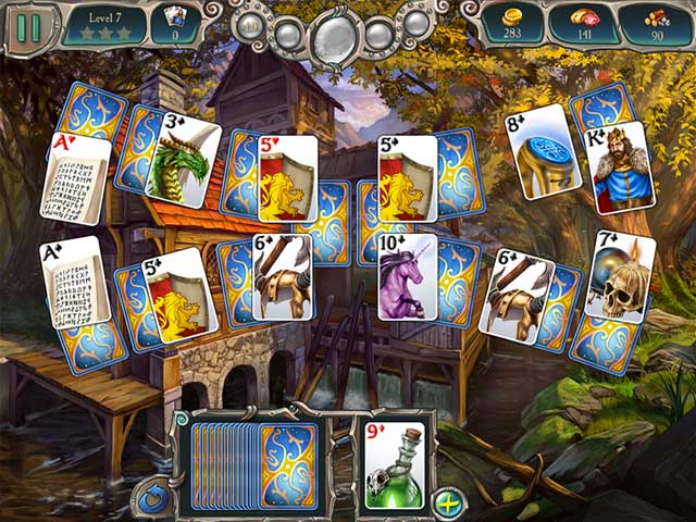 avalon legends solitaire 2 screenshots 2