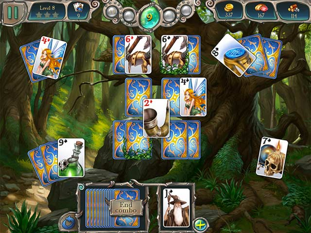 avalon legends solitaire 2 screenshots 3