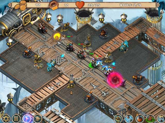 iron heart: steam tower screenshots 1