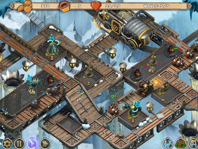 iron heart: steam tower screenshots 2
