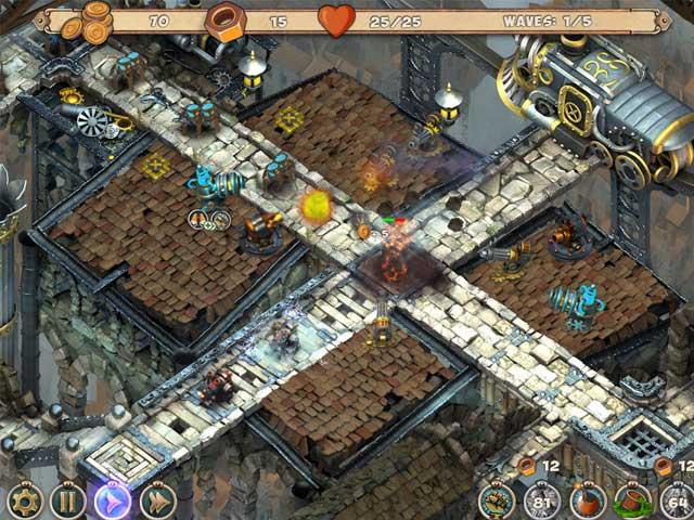 iron heart: steam tower screenshots 3