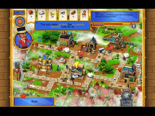monument builders: big ben screenshots 1