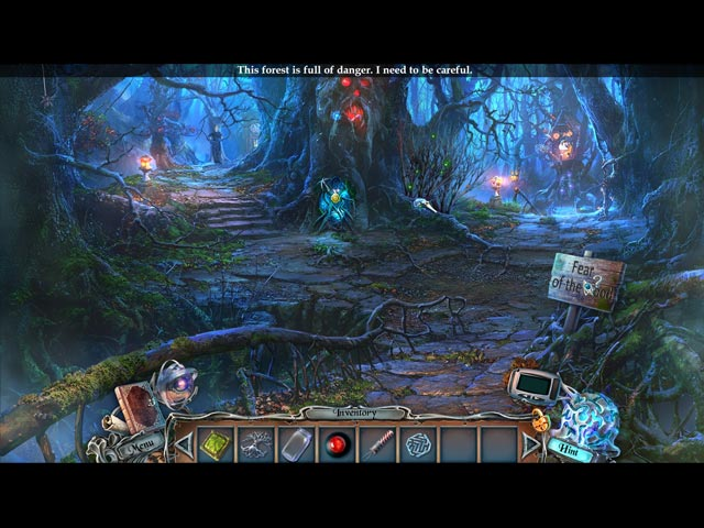 sable maze: twelve fears walkthrough screenshots 1