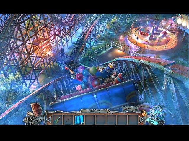 sable maze: twelve fears collector's edition walkthrough