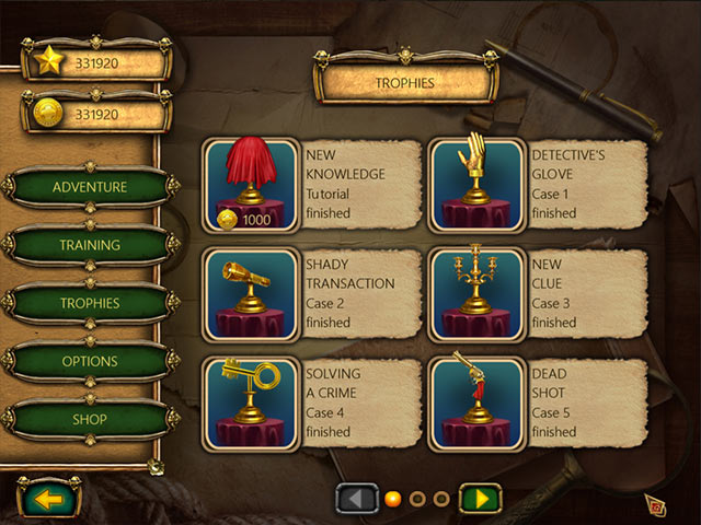 detective riddles: sherlock's heritage screenshots 2