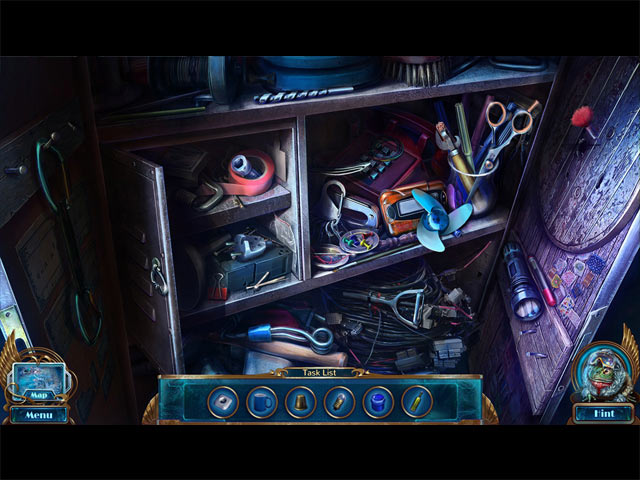 mystery trackers: winterpoint tragedy collector's edition walkthrough