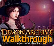 Demon Archive: The Adventure of Derek Walkthrough