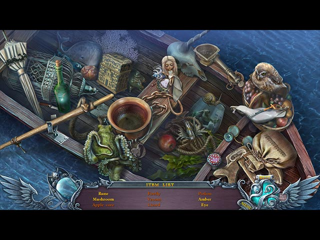 spirits of mystery: chains of promise walkthrough