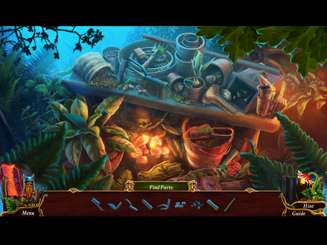 eventide: slavic fable collector's edition screenshots 2