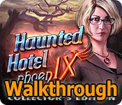 haunted hotel: phoenix collector's edition walkthrough