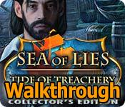 sea of lies: tide of treachery collector's edition walkthrough