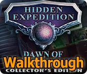 hidden expedition: dawn of prosperity walkthrough