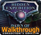 hidden expedition: dawn of prosperity collector's edition walkthrough