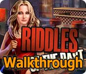 riddles of the past walkthrough