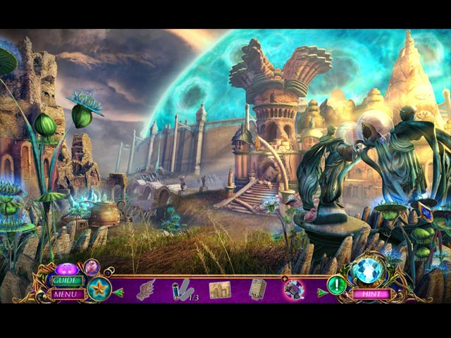 amaranthine voyage: the orb of purity collector's edition screenshots 1
