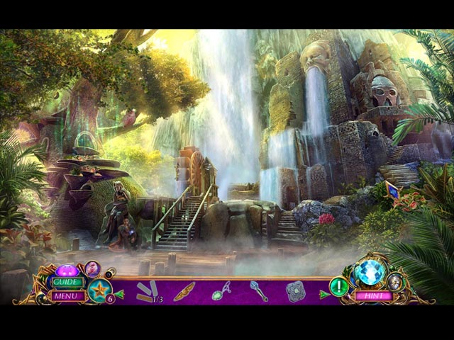 amaranthine voyage: the orb of purity collector's edition walkthrough