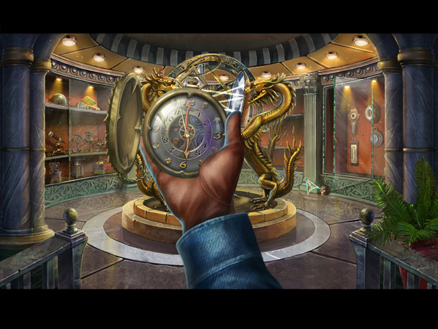 redemption cemetery: clock of fate collector's edition walkthrough