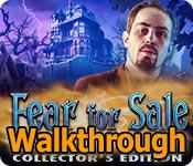 fear for sale: city of the past walkthrough